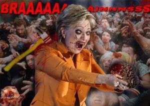 Hillary Brains