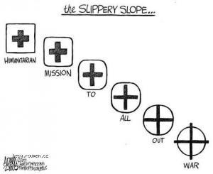 LibyaSlipperySlope