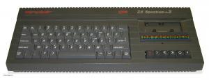 Z historie  ZX Spectrum Plus2