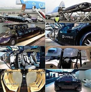 Dubais Super Sized Bus