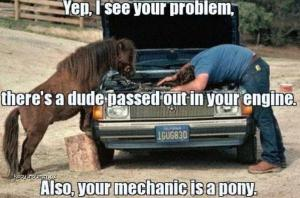 I See Your Problem