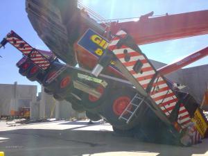 huge crane accident 2