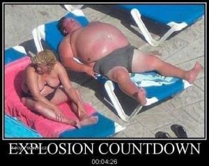 Explosion Countdown