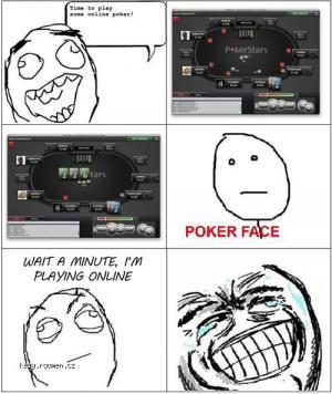 poker poker face
