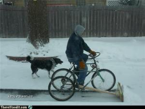 Zimni vybava