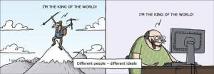 DifferentPeople