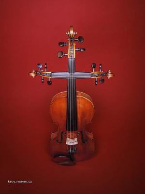 kriz housle
