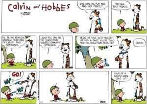 Calvin and Hobbes 300611