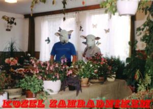Zahradkari z Bystr