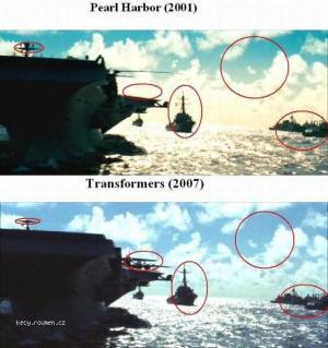 Pearl Harbor  Transformers
