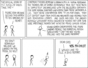 xkcd conspiracy theories