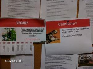 vegan x carnivore