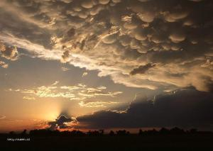 The staggering beauty of cloud formations1