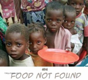 food not found