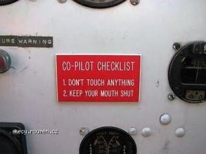 copilot check list