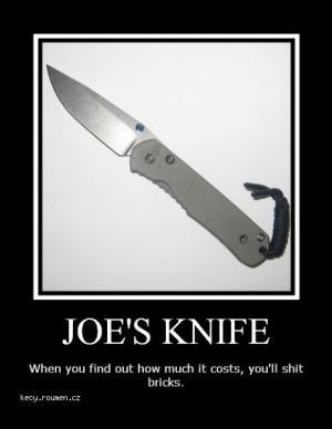 joes knife