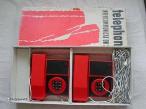 nostalgie Domaci telefon