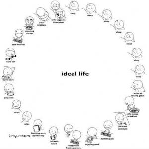 Ideal life
