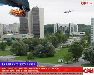 attack Bratislava