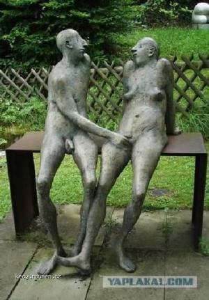 zase jedna hezka socha
