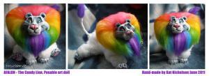Q Gay Lion