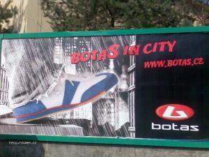 botas in city