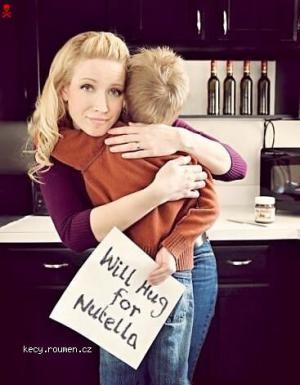 Will hug
