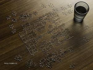 invisible puzzle