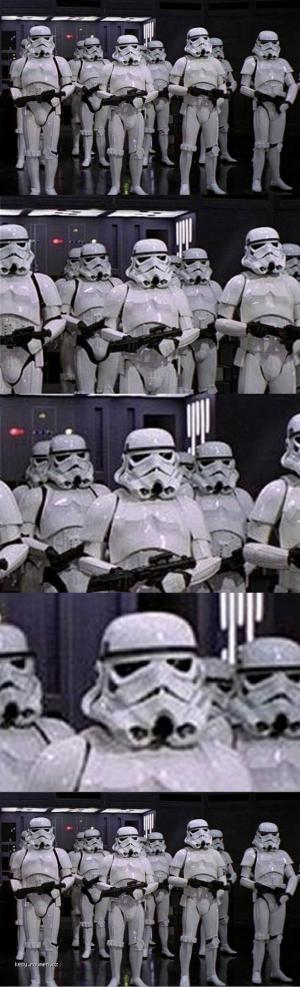 storm troopers tenso