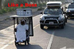 Like a boss today 01