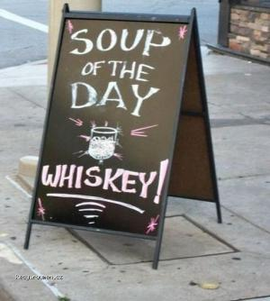 Soup of the day 2