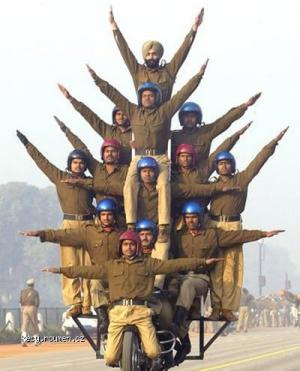 india security personnel