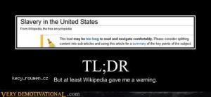 TLDR alert