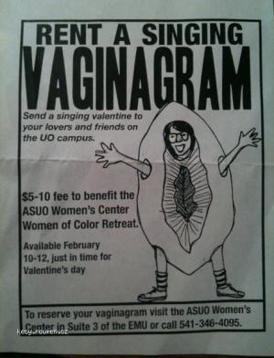 vaginagram