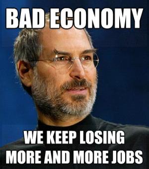 Bad economy