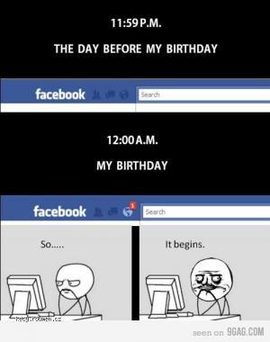 birthday begins