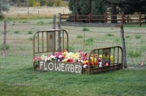 X Just A Flowerbed
