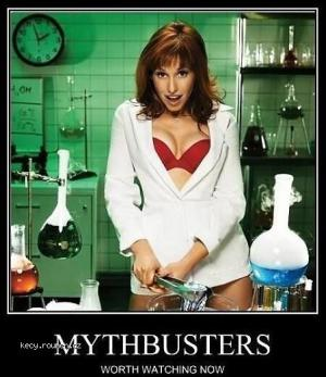 X Mythbusters