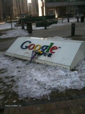 google tam uz umrel