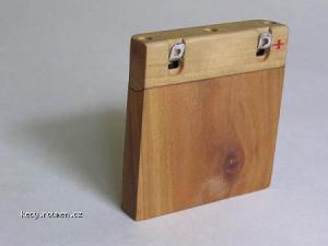 Wooden Phone 1