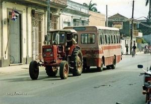 Cuban Public Transportation2