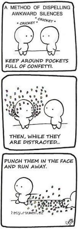 Method of dispelling