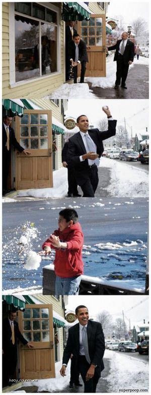 Obama krutas