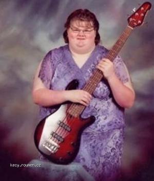Guitar legend