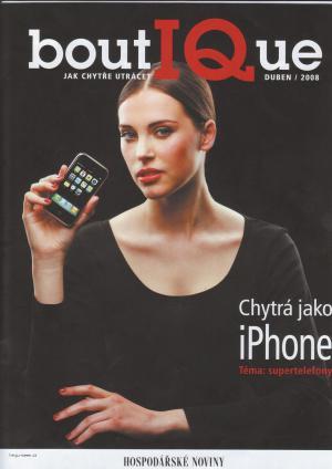Chytra jako iPhone
