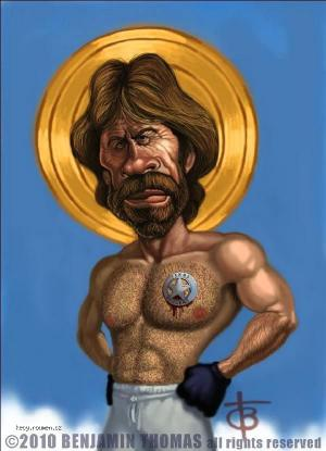 Chuck Norris does not sleep