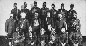 Post Apocalyptic Class Photos