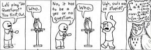 stupid owl who