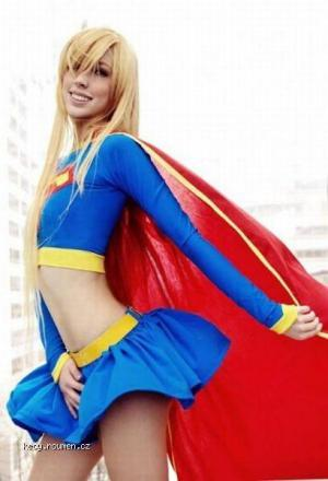 Supergirl today
