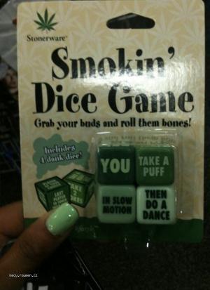 Smokin Dice Game